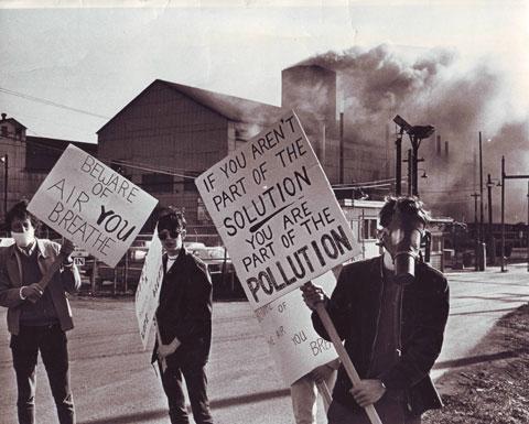 impact of environmental movement