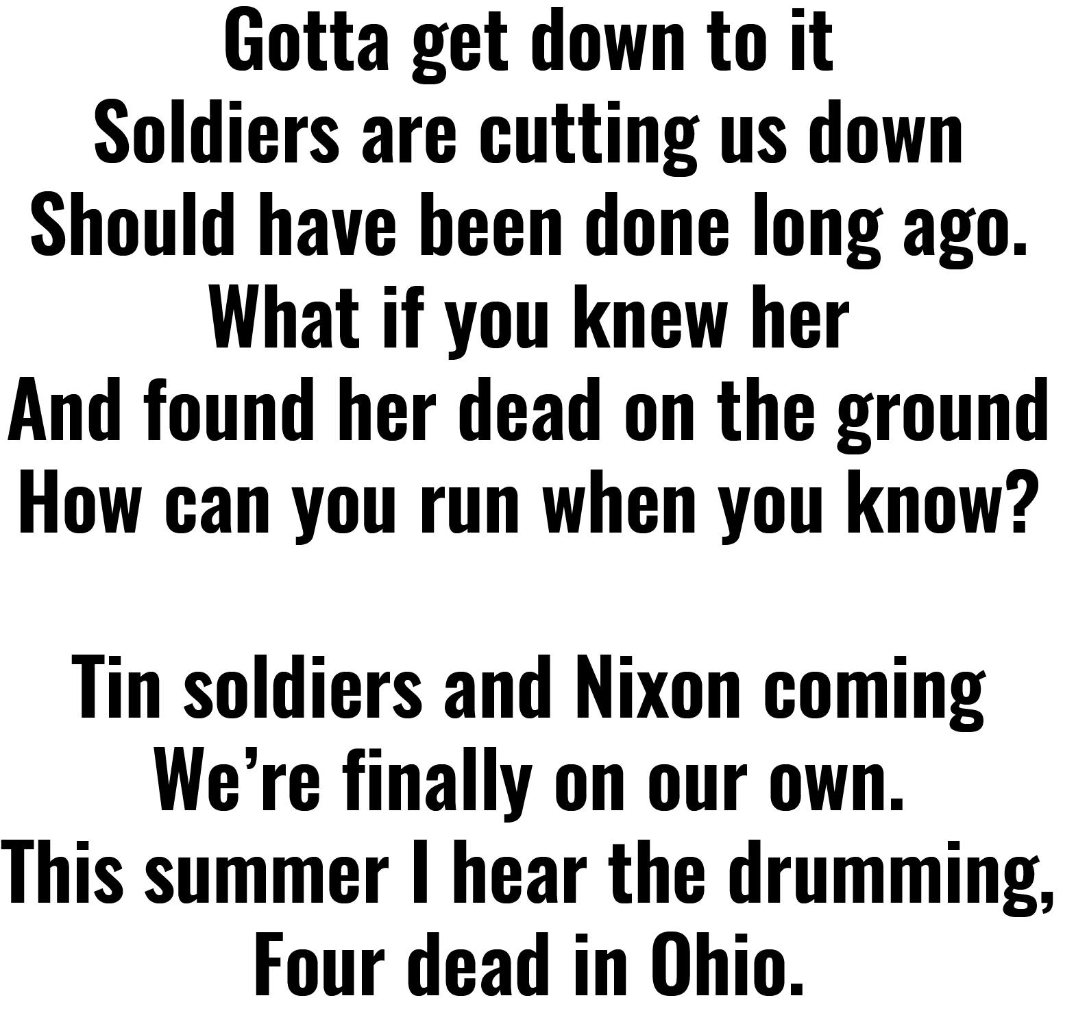 Musical Reactions to the Vietnam War - TeachRock